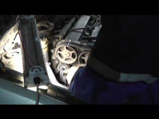 замена ремня грм форд фокус 1 1.8 zetec - YouTube (480p).mp4