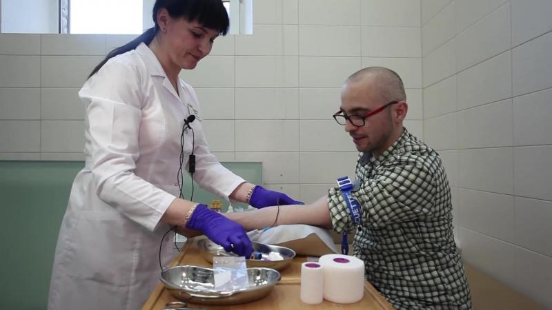 Клиника ЭКСПЕРТ — видео команды Канонисты