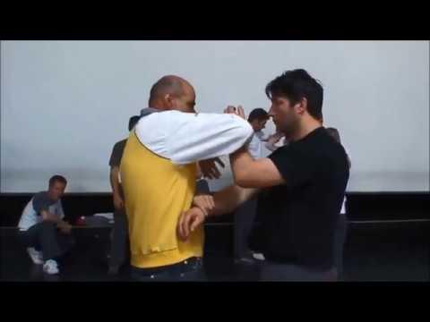 Wing Chun Grandmaster Keith Kernspecht