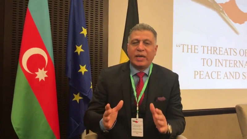 Azərbaycan hökümətinin Brüsseldə toplantısı