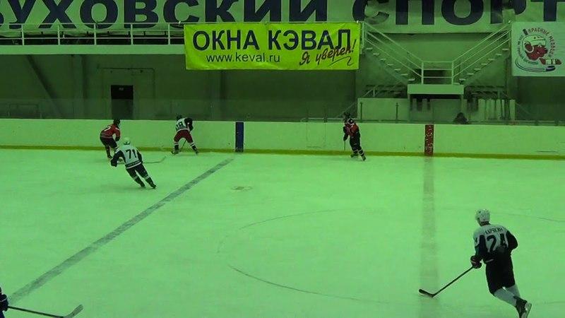 27.03.18 Work Sport - Sharks-2 3 период