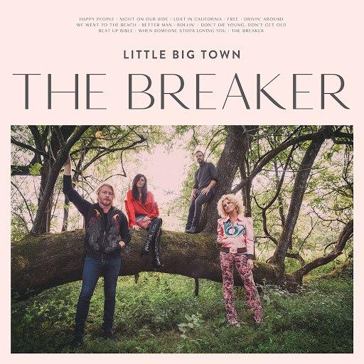 Little Big Town альбом The Breaker
