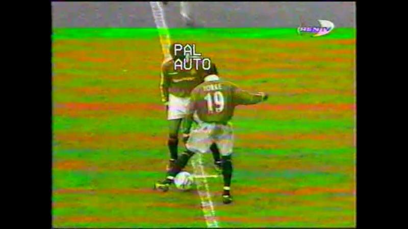 16 05 1999 Чемпионат Англии 38 тур Манчестер Юнайтед Тоттенхэм Хотспур Лондон 2 1