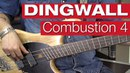 DINGWALL Combustion 4 Ash RW NT Bass-Review von session