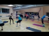 COUPLE'S TRAINING – функциональная тренировка с выполнением упражнений в парах. NEW!!!
