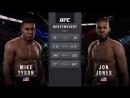 MIKE TYSON VS JON JONES UFC 2