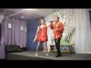 т/х Козьма Минин - шоу-программа Русское раздолье ч.5, Валентин Сурков - За Дунаем
