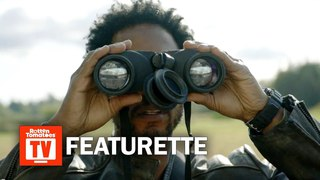 Colony Season 3 Featurette | 'Peter Jacobson & Tory Kittles' | Rotten Tomatoes TV