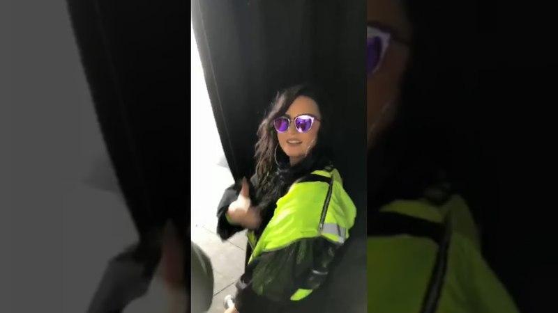 Demi Lovato Instagram Live | May 27th, 2018 |