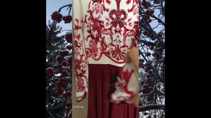 Платье Бардовое. Платье в стиле барокко. Платье авторский принт Белые Ночи! Красивое платье купить.