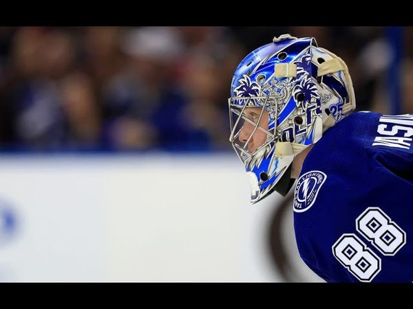 Andrei Vasilevskiy Brilliant In Game 5 Victory Vs. Boston Bruins