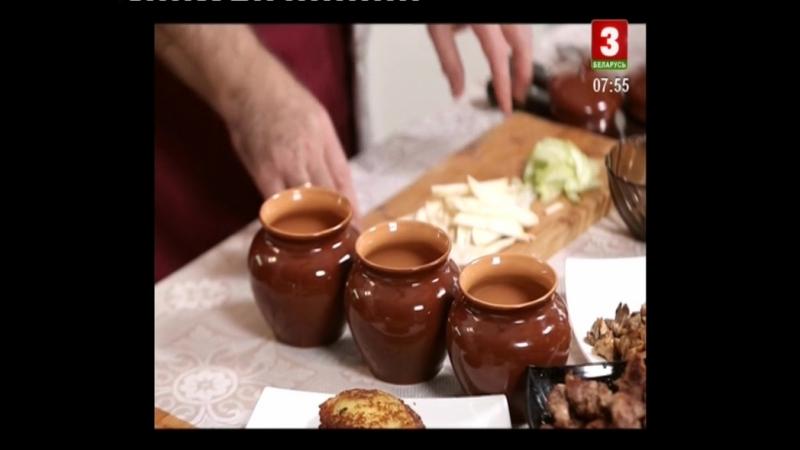 30 Беларуская кухня Утка с драниками