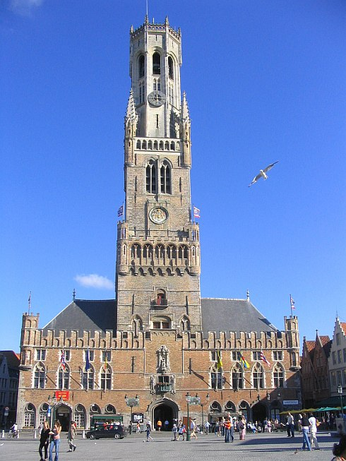 Беффруа Брюгге (Belfort van Brugge)  sergeyurich 9e7964a495659
