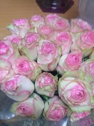Цветочный букет на 60 лет октября — 6