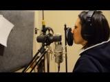 Запись нового альбома группы LOUNA - часть V