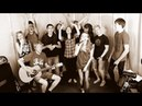 Chunk! No, Captain Chunk! - Kids (acoustic cover by One Missed May and Friends)