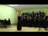 Русская народная песня в обработке В. Ю. Калистратова