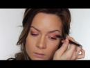 Make Up - Copper Eyes - Zoeva Rose Golden Palette