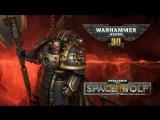 WARHAMMER  40.000  SPACE  WOLF