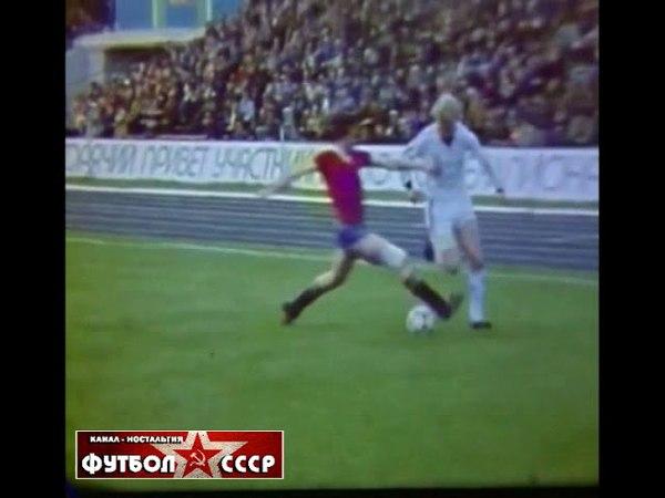 1987 Таврия Симферополь Кривбасс Кривой Рог 4 1 Чемпионат СССР по футболу Вторая лига