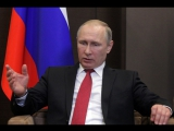 Владимир Путин о Сталине (из интервью).