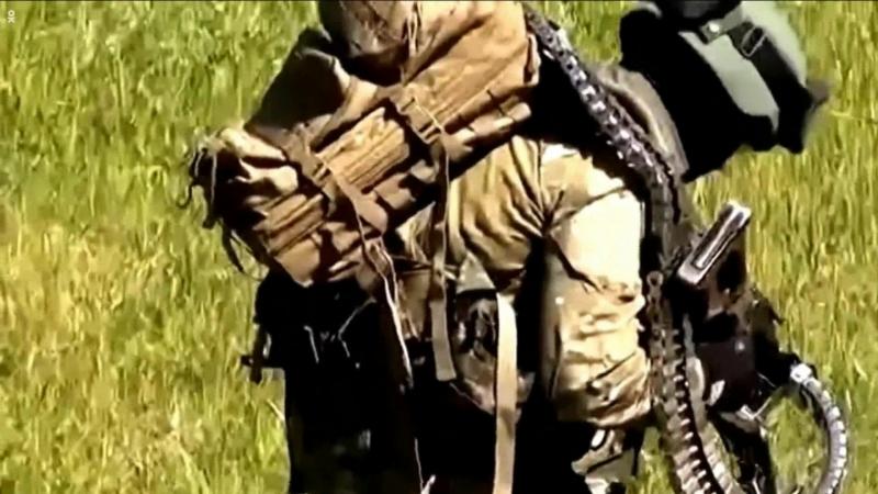 Пулемёт скорпион на вооружении РФ
