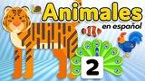 Animals in Spanish - Wildlife Vocabulary - Part 2