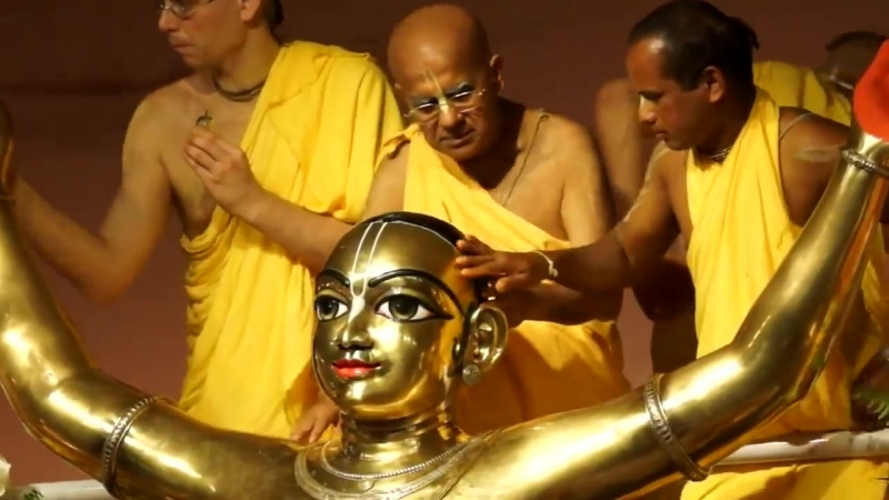 Шри Панча таттва Майапур Этим всё сказано