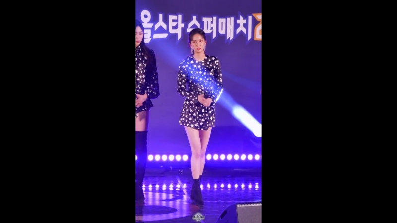 [4K] 180408 씨엘씨 유진 직캠 (CLC YooJin) -멘트 모음 (Fancam) By.JJaGa !한국 태국 문화교류 콘서트 @화성종합경기타운