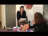 Ticklish Tryouts Part 3 - All 9 Girls Feet Gets Tickled