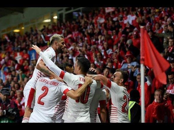 Latvia vs Switzerland | 0-3 | 3/9/2017