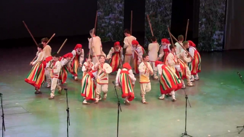 Фестиваль Шумбрат Мордовия Косари Краснослободский р-н