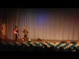 Косплей по наруто(Саске против Какаши)