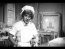 Приключения Питкина в больнице Англия, 1963 комедия, Норман Уиздом, дубляж, советская прокатная копия