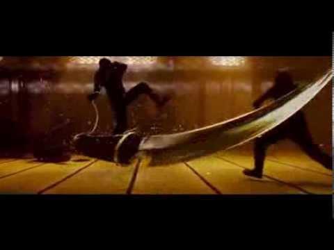 Filme Ninja Assassino Trecho Dublado