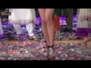 LUCKY LEONE PERFORMING DESI LOOK @ PRIVATE MUJRA PARTY 2016_HD.mp4