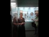 экскурсия в разделе экспозиции