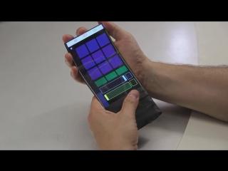 Музыкальный инструмент в кармане или гибкий смартфон!