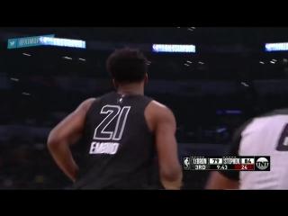 [Ximo Pierto] Team LeBron vs Team Stephen - Full Game Highlights | February 18, 2018 | 2018 NBA All-Star Game