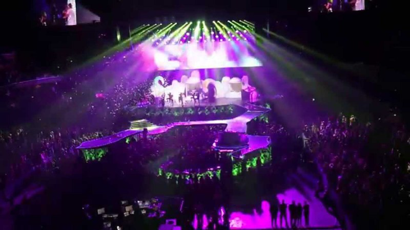 Lady Gaga - Mary Jane Holland (Live @ Quick Loans Arena Cleveland)