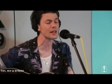 James Bay - Let It Go (Live at FOX hit 101.9)