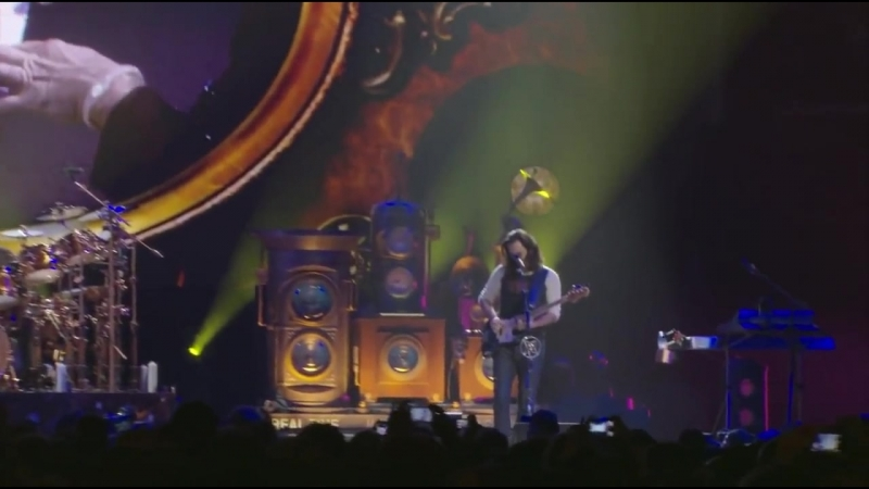 "Rush - Time Stand Still (""Time Machine"" Tour 2011)"