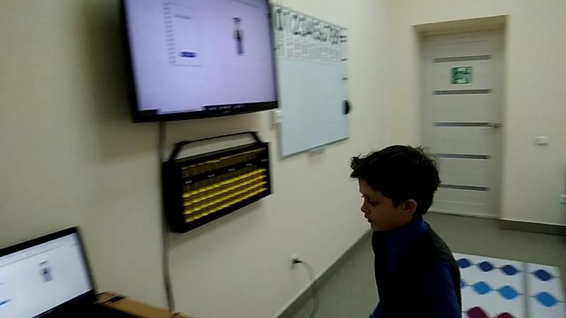 Артем Юрьев 1 класс обучается 2 месяца в АМАКids Вологда Тема Просто 1 4 решение 10 примеров на скорости 0 9 секунд чтение