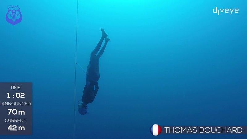 Thomas Bouchard - Day 2 - 70m