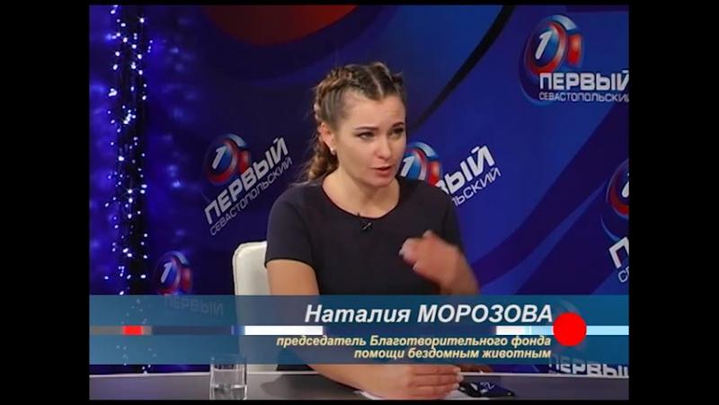 Актуально-Первый севастопольский канал.Декабрь 2017