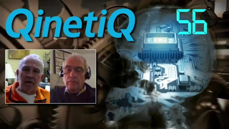 QinetiQ's Social Engineering, FakeNews the Inspector General Report with Special Guests David Hawkins Field McConnell