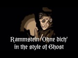 Another Nameless Ghost - Rammstein Cover- Ohne Dich (in the style of Ghost )Tribute