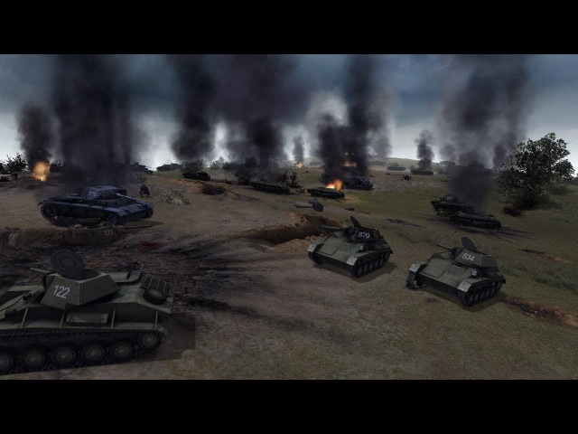 В тылу врага 2: Событие - Танковый бой под Прохоровкой