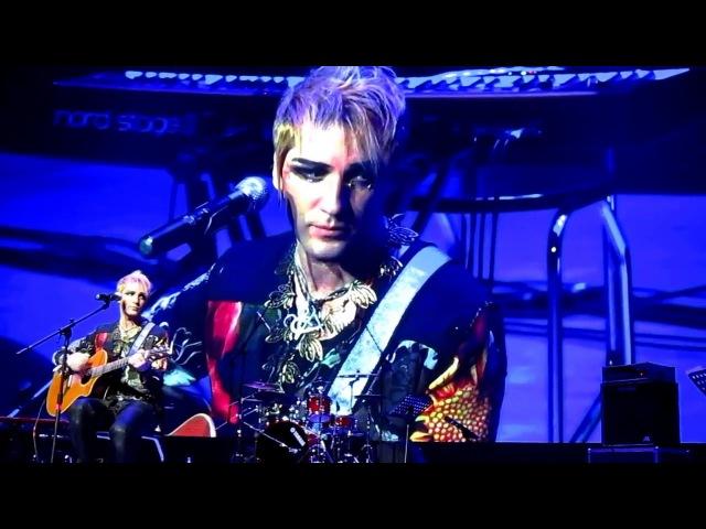 Mikelangelo Loconte-Purple rain(Prince cover) InTime, 11.03.2018