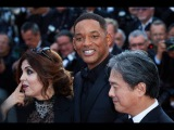Will Smith, Gabriel Yared, Fan Bingbing, Pedro Almodovar and others at Closing Ceremony Red Carpet